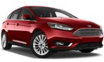 Car Hire Malaga - Ford Focus 5 doors