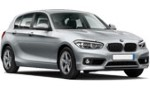 Malaga Car Hire - BMW 1 series AUTOMATIC