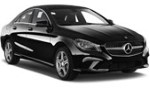 Malaga Car Hire - Mercedes CLA Class Auto (Mercedes Guaranteed)