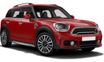 LQ Mini Cooper Countryman Auto for hire at Malaga airport