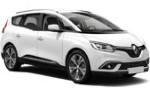 Car Hire Malaga - Renault Grand Scenic 7p