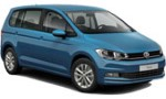 Car Hire Malaga - VW Touran 7p