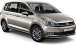 Car Hire Malaga - VW Touran 7p Auto