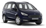 PG Ford Galaxy 7 seaters, Seat Alhambra 7 seaters for hire at Malaga airport