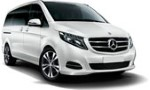 Malaga Car Hire - Mercedes V Class 8p Auto