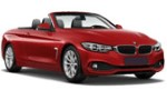 SO BMW 4 Series Cabrio Auto for hire at Malaga airport