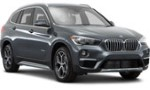 XH BMW X1 Auto, Audi Q3 Auto for hire at Malaga airport