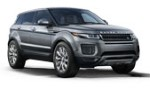 XM Land Rover Range Rover Evoque for hire at Malaga airport